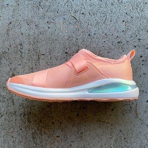 Adidas Fortarun X K pink girls runners